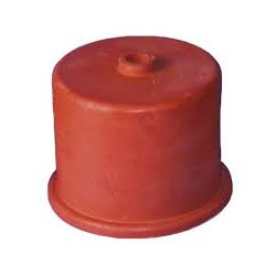 Rubber 75mm with 9mm hole