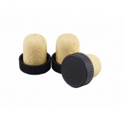 Poppet cork 19mm - 1 pc
