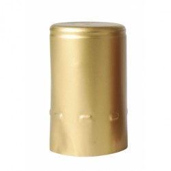 Gold thermocapsules 31x55mm 100pcs