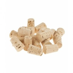 Cone shaped cork 22x16 h.33 -1pc