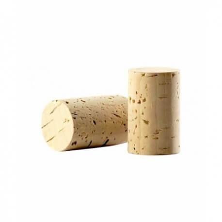 Natural cork typ A 24x40 - 1pc