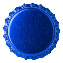 Crown caps 26mm BLUE 50pcs