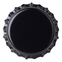 Kapsle czarne 50szt