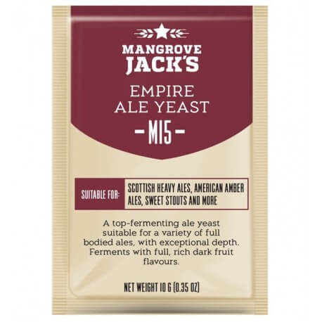 Mangrove Jack's Empire Ale M15
