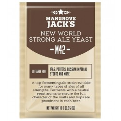 Mangrove Jack's New World Strong Ale M42