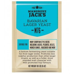 Mangrove Jack's Bavarian Lager M76