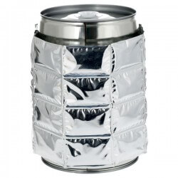 Cooling jacket for keg 5L