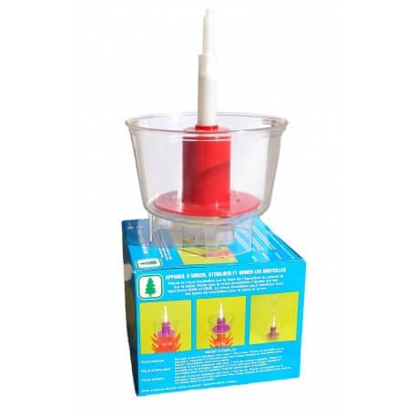 LUX bottle sterilizer