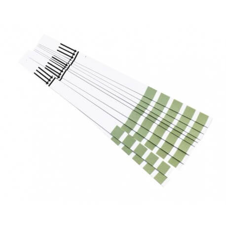 Hardness-strips for water 1 piece