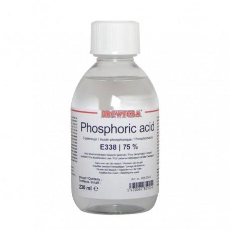 Kwas fosforowy 75% - 230ml
