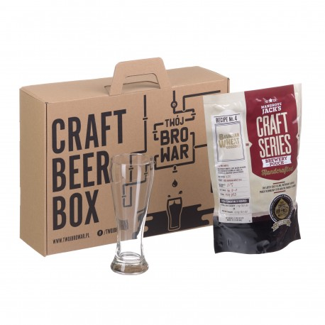 Craft Beer Box Bavarian Wheat