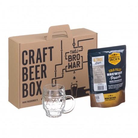 Craft Beer Box Blonde Lager