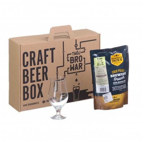 Craft Beer Box Belgian Pale Ale