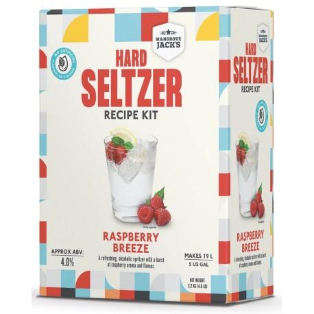 Hard Seltzer - Raspberry