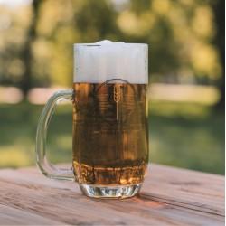 Glass WFDP - Waldeck Beer mug 0.5L