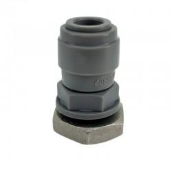 """FermZilla Fitting, Bulkhead 8 mm - 1/4"""""""