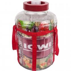 Słój do fermentacji 10L