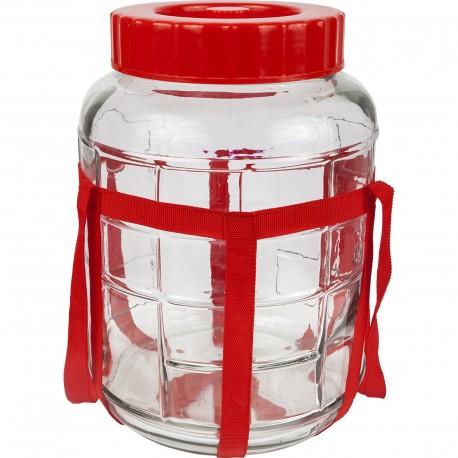 Słój do fermentacji 5L