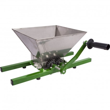 Stainless steel apple crusher - 7L