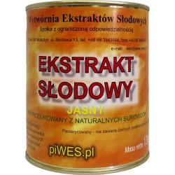 Jasny płynny ekstrakt słodowy 1,2kg