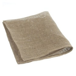 Cheesecloth linen 50x50cm - 1pc