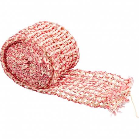 Meat netting (220°C) 18cm elastic - 3m