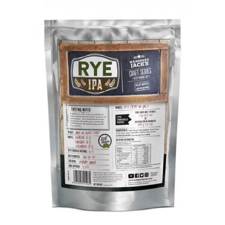 Rye IPA - Mangrove Jacks