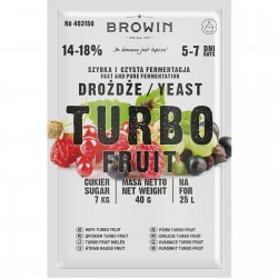 Distillery yeast TURBO Fruit