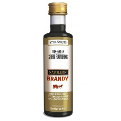 Top Shelf Napoleon Brandy 50ml