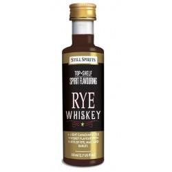 Top Shelf Rye Whiskey 50ml