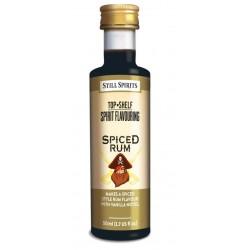 Top Shelf Spiced Rum 50ml