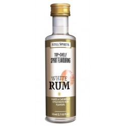 Top Shelf White Rum 50ml