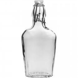 Butelka piersiówka 250 ml z zamk. herm.