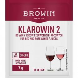 Klarowin 2 for red wines 7g