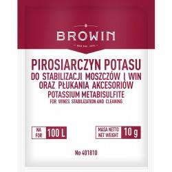Potassium metabisulfite 10g