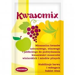 Kwasomix - regulator kwasowości