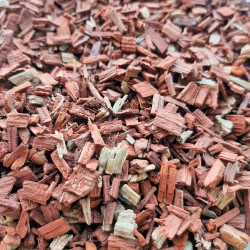 Wiórki z czerwonego sandałowca 50g