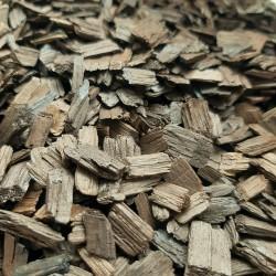 Premium oak chips heavy toast 50g