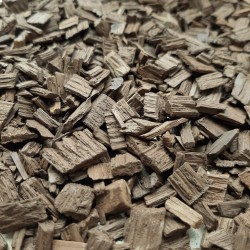 Oak chips pure vanilla 50g